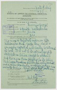 NRCC-CL 9-1394 George Dennis Central Tribunal [1]
